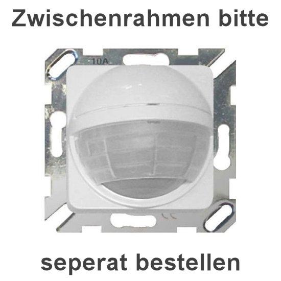 Unterputz Bewegungsmelder - PRESTO-VEDDER ultraweiß (helles reinweiß) - (48,92 Euro)